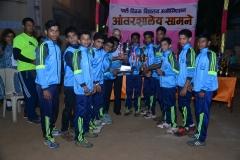 Kabaddi Boys Winner - Utkarsh Vidyamandir, Malad