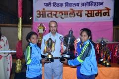 Kabaddi Girls Winner - Utkarsh Vidyamandir , Malad