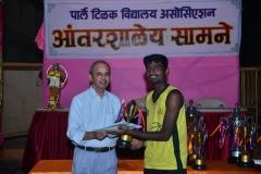 Volleyball Boys Runner - Shishuvan School , Matunga