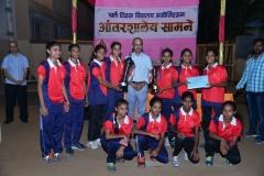 Khokho Girls Winner - Mahatma Gandhi, Bandra