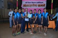 Volley Ball Girls Runner - Holley Cross, Thane