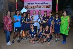 Volley Ball Winner - M.B.H., Vileparle