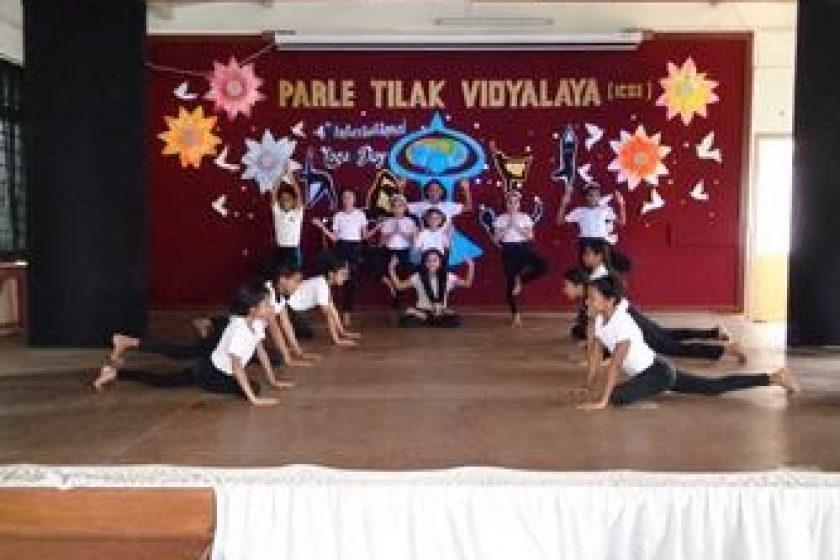 Yoga Day Celebrations. (PTV ICSE)
