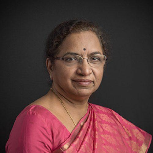 Smt. Vijayalakshmi Rajaram Iyer (Chairman IRDA)
