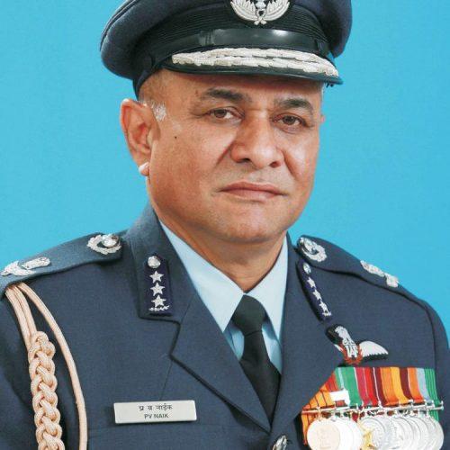 Air Chief Marshal Pradeep Vasant Naik,